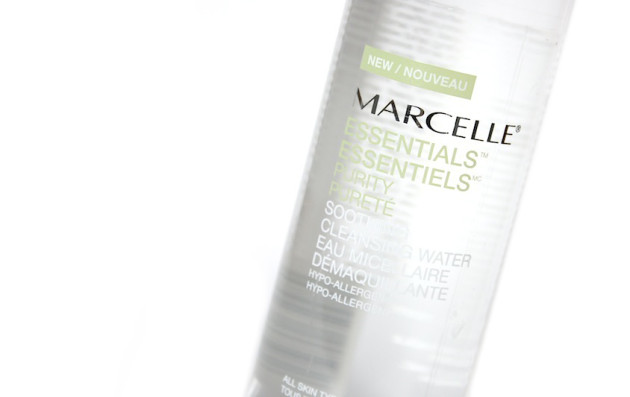 Marcelle Essentials Soothing Cleansing Water review