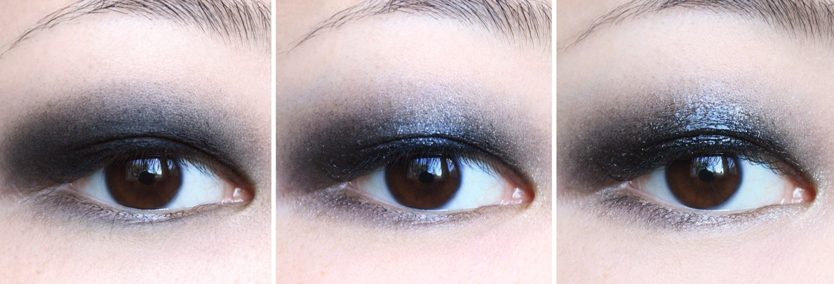 Thenotice Glossy Smokey Eyes How To Get A Wet Finish Faux