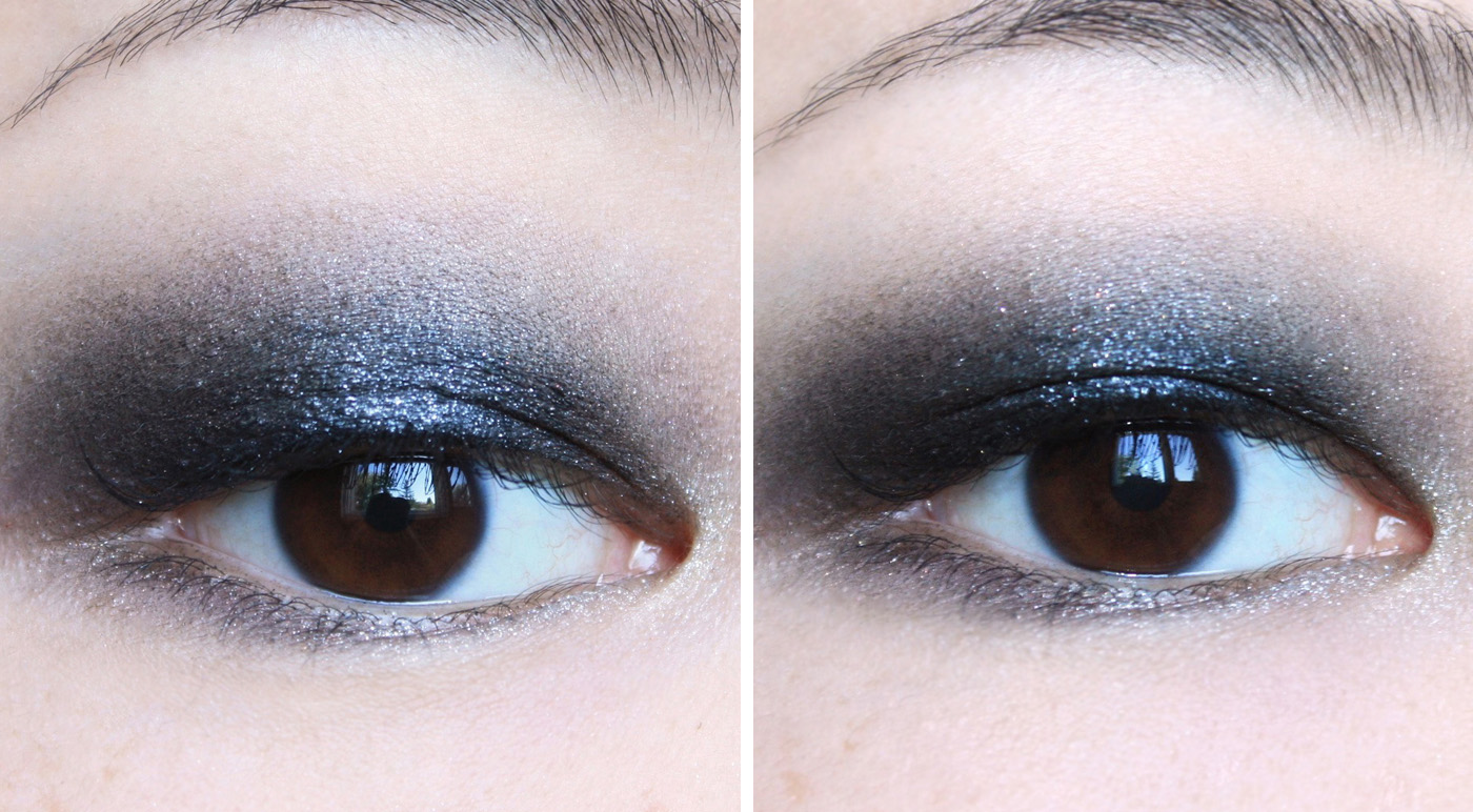 Glossy Gray Smokey Eye Makeup Tutorial Glossy Gray Smokey Eye Makeup Tutorial new pics