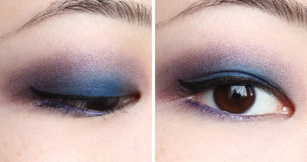 Thenotice A Smokey Violet And Blue Fotd Ft Mac