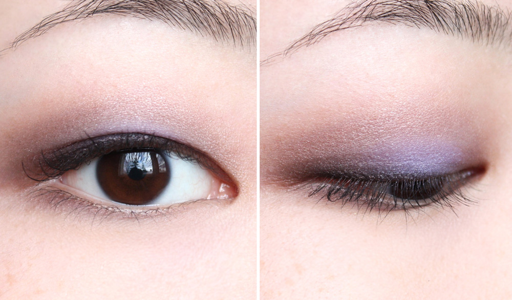 Thenotice Lavender Taupe Smokey Eyes Thenotice