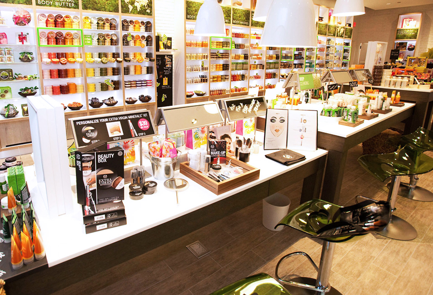 threats in body shop Threat to fintech industry as l'oréal comes clean on body shop when l'oréal confirmed on thursday that it was looking at selling the body shop.