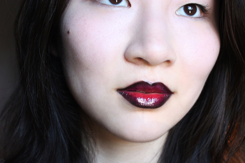 theNotice - Don't miss this » Gothic statement lips in red ...