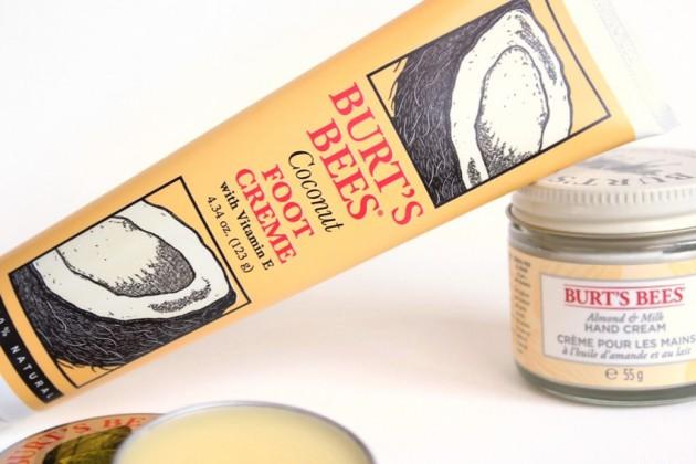 Burt's Bees Coconut Foot Creme with Vitamin E