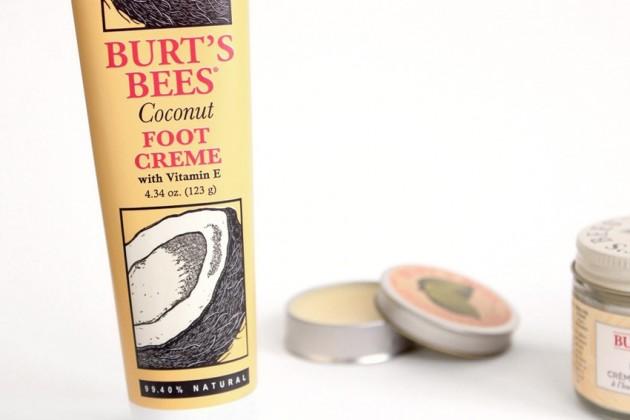 Burt's Bees Foot Cream - Coconut