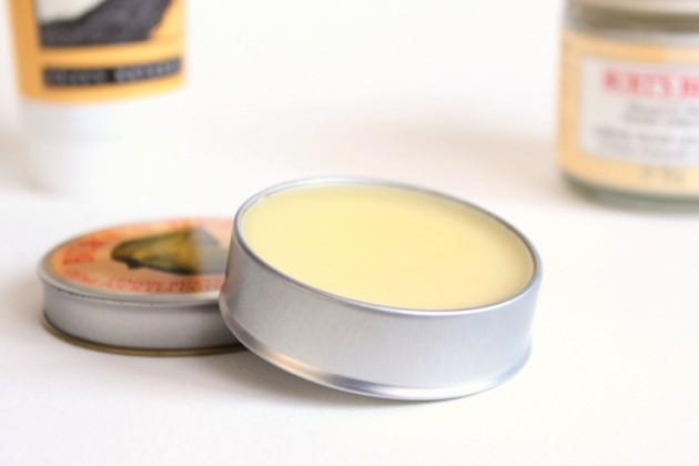 Burt's Bees Lemon Butter Cuticle Cream review