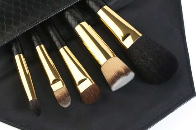 Sephora Collection Luxe Brush Set(face)