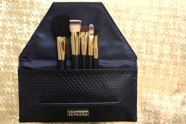 Sephora Collection Luxe Face Brush set (1)