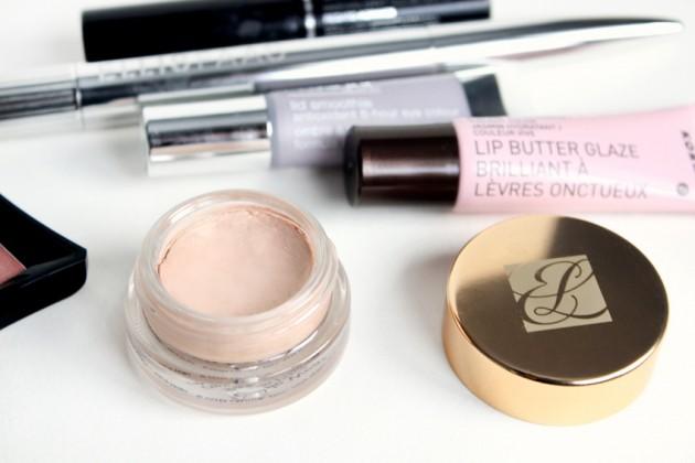 Ivory cream eyeshadow highlight etc
