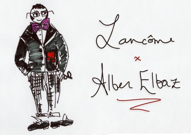Lancome x Alber Elbaz Summer 2013