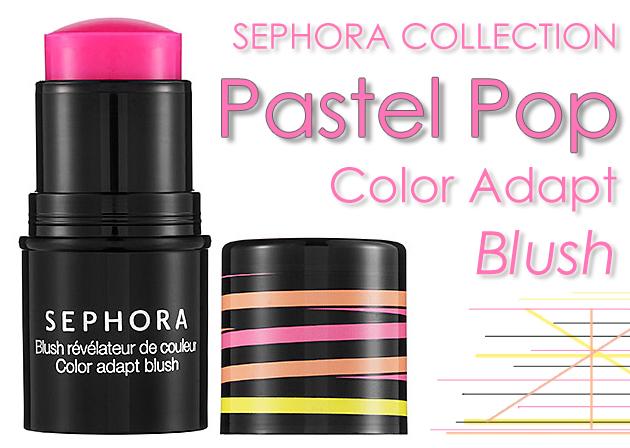Sephora Pastel Pop Color Adapt Blush