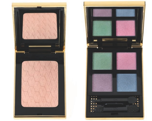 YSL Y Facettes Eye Collector Palette - Pure Chromastics No 14, Face Collector Palette
