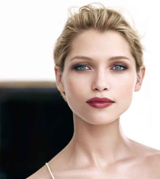 Clarins Rouge Eclat Spring 2013 model
