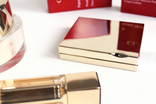 Clarins Rouge Eclat compact