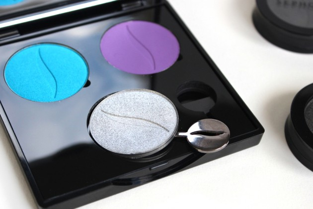 Sephora Collection Colorful Eyeshadow palette review