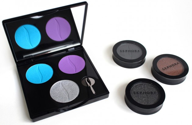 Sephora Collection Colorful Eyeshadows
