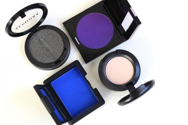 Sephora Collection vs MAC, NARS, MUFE Eyeshadow