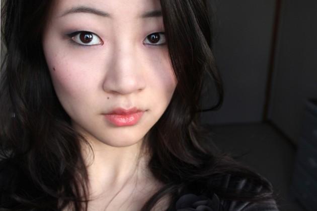 Spring makeup tutorial - smokey