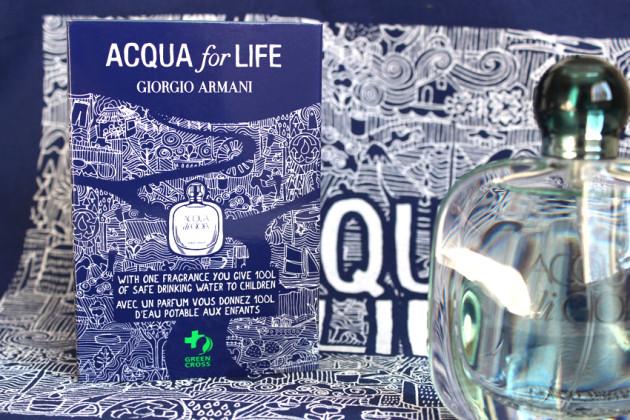 Armani Acqua for Life - Gioia