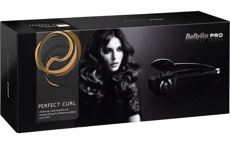Thenotice The Babyliss Pro Perfect Curl Details Cost