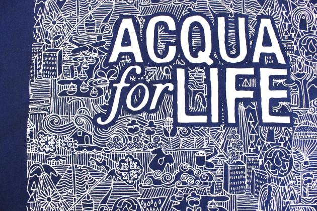 Giorgio Armani Acqua for Life Campaign