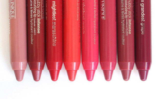 Jumbo lip pencil colour balm review - Clinique Chubby Stick Intense