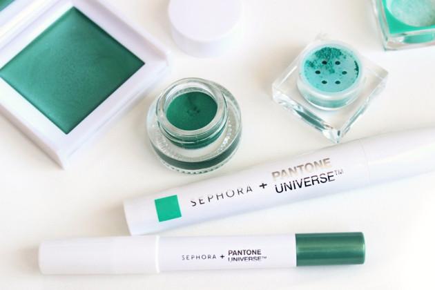 thenotice - a sephora   pantone makeup look  emerald  2013       st  patrick u0026 39 s day makeup