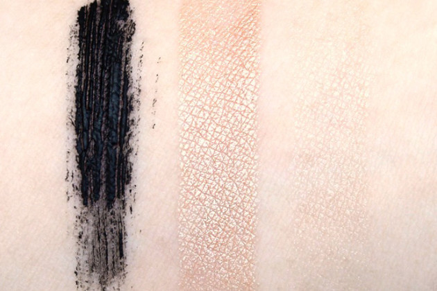 Benefit They're Real mascara review swatches