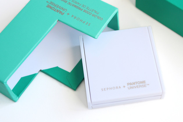 Sephora + Pantone Color Code Prismatic Shadow, Emerald