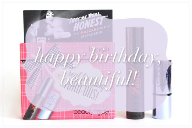 Sephora Beauty Insider birthday gift
