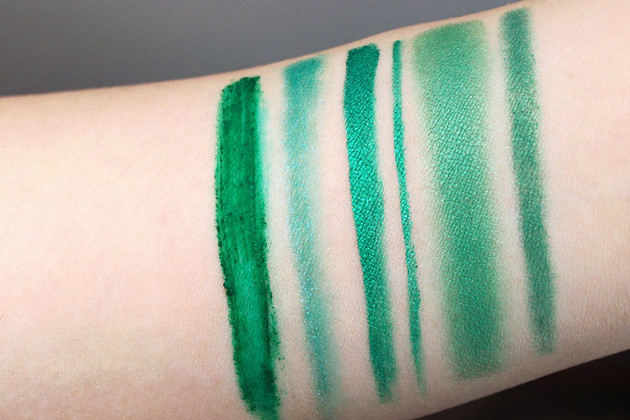 Sephora Pantone Color of the Year 2013 swatches reviews