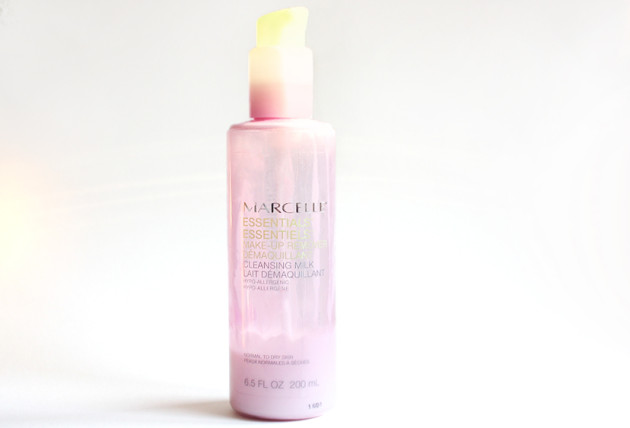 100 pumps of Marcelle Cleansing Milk