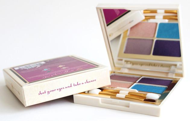 Disney Jasmine + Sephora Magic Carpet Ride Eyeshadow Palette review