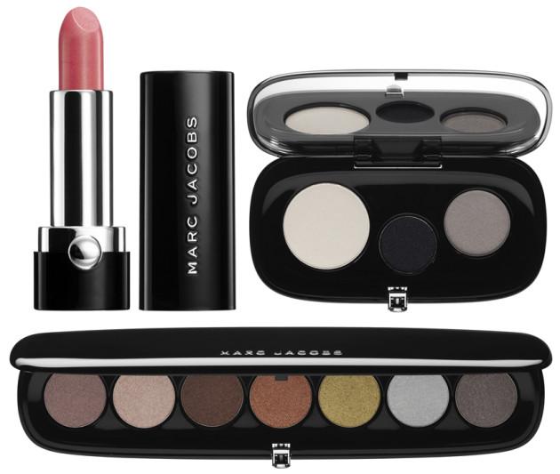Marc Jacobs Eye-Con Palettes, Lovemarc Lip Ge