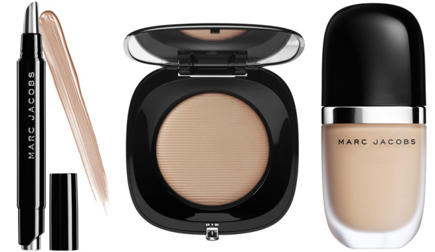 Marc Jacobs Remedy Concealer Foundation Gel Perfection Powder