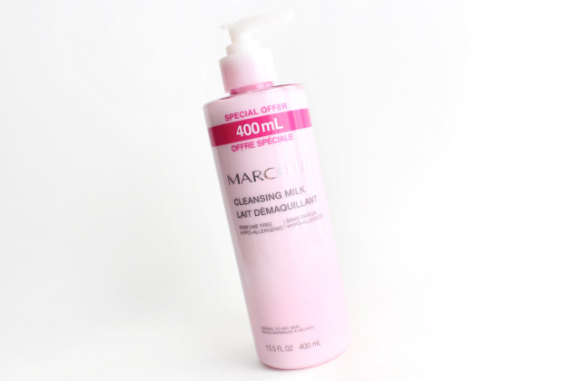 Marcelle Essentials Cleansing Milk review holy grail