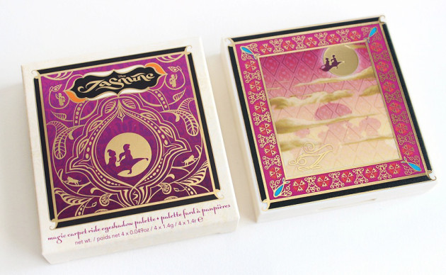 Sephora Disney Jasmine Magic Carpet Ride Palette