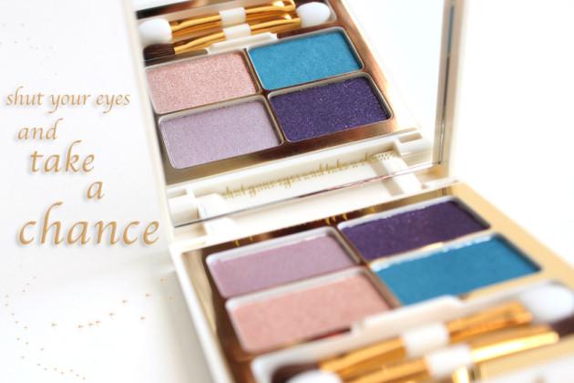 Sephora Disney review - Jasmine eyeshadow palette A