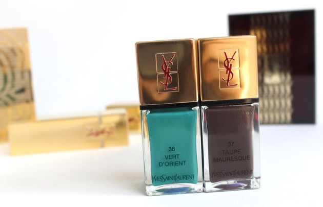 YSL Summer Look 2013 La Laque Couture reviews