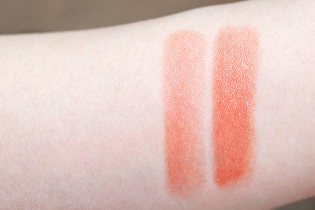 shu rouge unlimited shine supreme orange