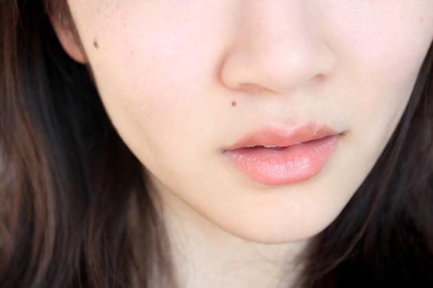 shu uemura dream orange supreme shine lipstick swatch