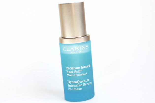 Clarins Hydra Quench review serum dual-phase