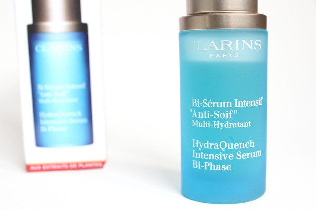 Clarins HydraQuench Intensive Serum review