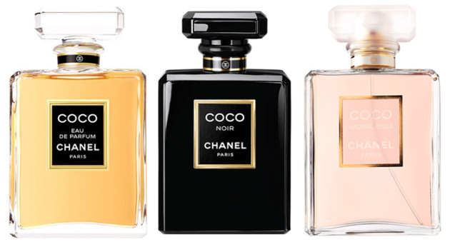 Flankers - Chanel Coco Mademoiselle Noir