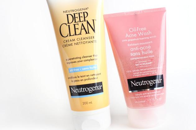 Neutrogena silicone-free skin duo
