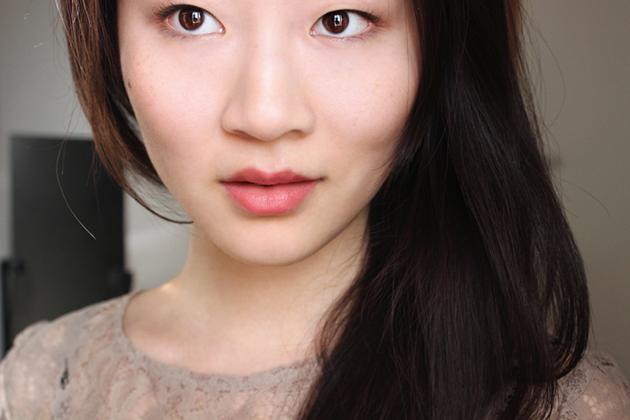 Annabelle Divine swatch - TwistUp Retractable Lipstick