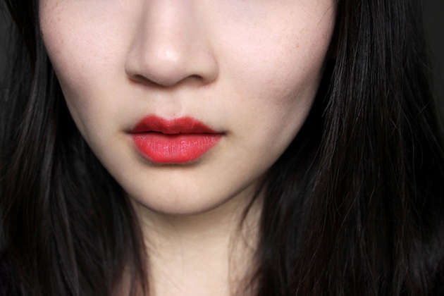 Annabelle Mai Tai swatch TwistUp Retractable Lipstick