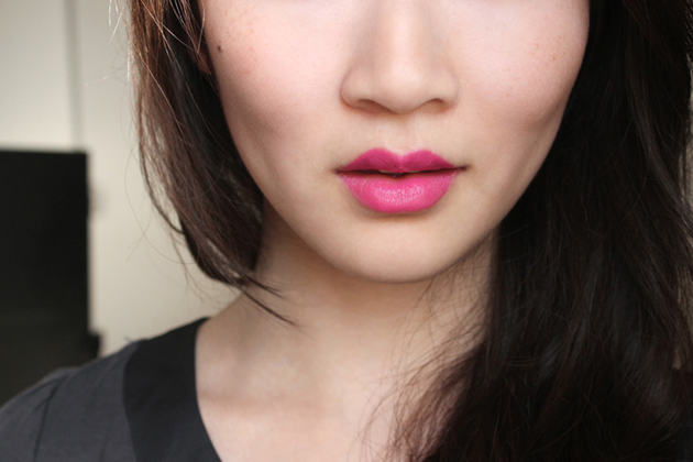 Annabelle Plump It Up swatch Twistup Retractable Lipstick
