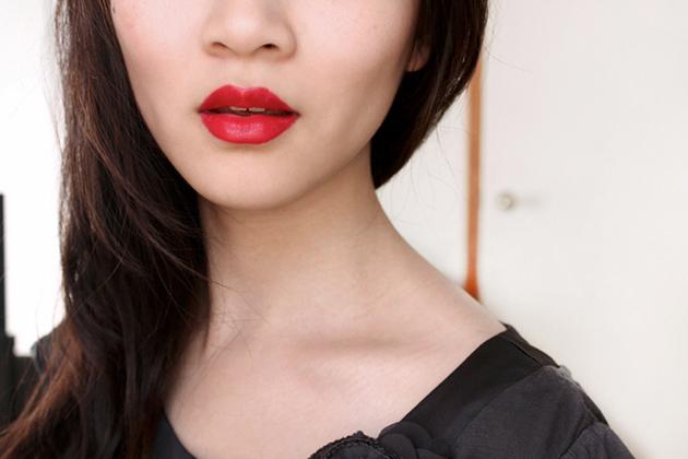Annabelle Red Carpet swatch - TwistUp Retractable Lipstick