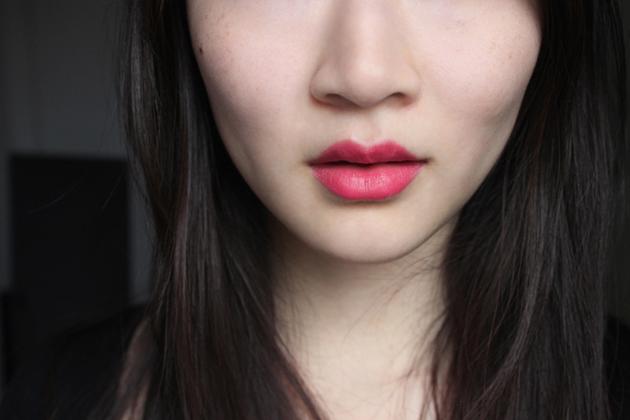 Annabelle Sorbet swatch TwistUp Retractable Lipstick